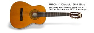 Epiphone Guitars PRO-1 Classic 3/4-Size on RigShare