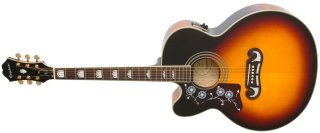 Epiphone Guitars EJ-200SCE (LH) on RigShare