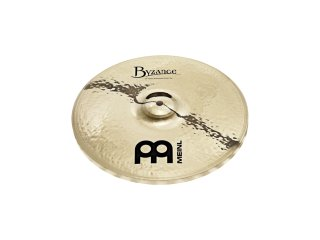 """Meinl 14"""" Byzance Brilliant Heavy Hammered Hihat on RigShare"""