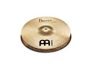 """Meinl 14"""" Byzance Brilliant Serpents Hihat on RigShare"""
