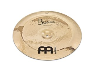 """Meinl 18"""" Byzance Brilliant Heavy Hammered China on RigShare"""