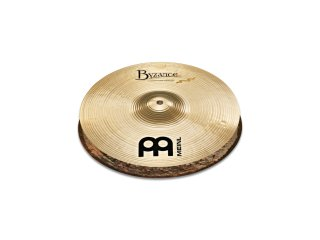 """Meinl 13"""" Byzance Brilliant Serpents Hihat on RigShare"""