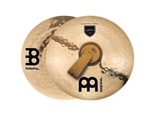 """Meinl 16"""" Marching Arena Hand Cymbals B10 (Pair) on RigShare"""