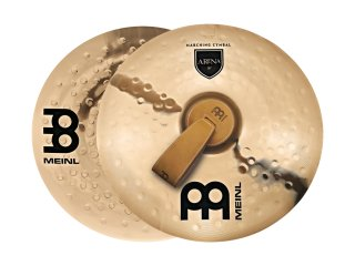 """Meinl 18"""" Marching Arena Hand Cymbals B10 (Pair) on RigShare"""