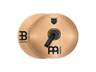 """Meinl 14"""" Student Range Marching Cymbals Bronze (Pair) on RigShare"""