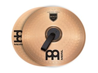 """Meinl 18"""" Student Range Marching Cymbals Bronze (Pair) on RigShare"""