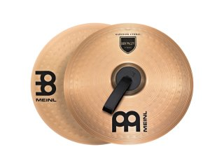 """Meinl 16"""" Student Range Marching Cymbals Bronze (Pair) on RigShare"""
