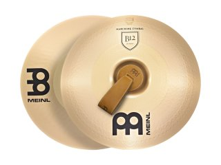 """Meinl 18"""" Professional Marching Cymbals B12 (Pair) on RigShare"""