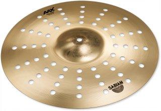 """Sabian Cymbals 16"""" AAX Aero Crash on RigShare"""