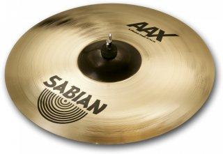 """Sabian Cymbals 18"""" AAX X-Plosion Crash on RigShare"""