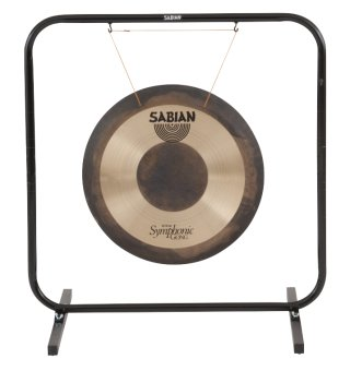 """Sabian Cymbals 24"""" Symphonic Gong on RigShare"""