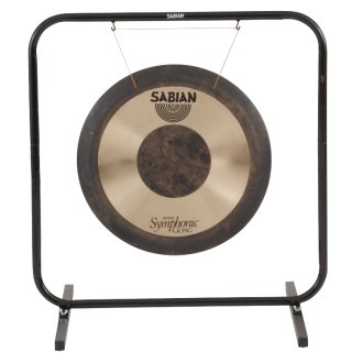 """Sabian Cymbals 26"""" Symphonic Gong on RigShare"""