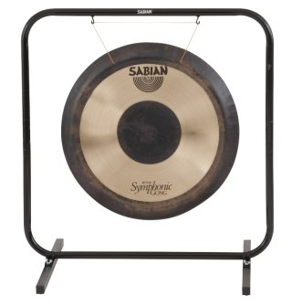 """Sabian Cymbals 28"""" Symphonic Gong on RigShare"""