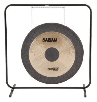 """Sabian Cymbals 40"""" Chinese Gong on RigShare"""