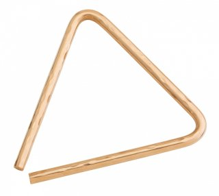 """Sabian Cymbals 6"""" Hand Hammered B8 Bronze Triangle on RigShare"""