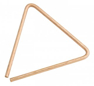 """Sabian Cymbals 8"""" Hand Hammered B8 Bronze Triangle on RigShare"""