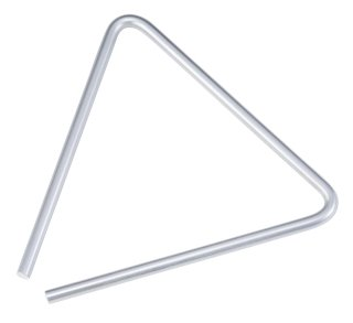 """Sabian Cymbals 8"""" Overture Triangle on RigShare"""