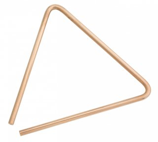 "Sabian Cymbals 9"" B8 Bronze Triangle on RigShare"