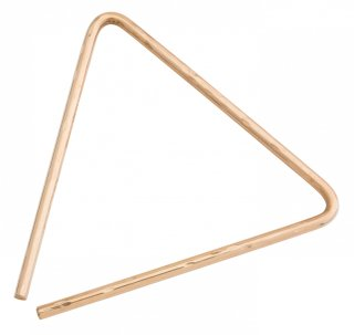 """Sabian Cymbals 9"""" Hand Hammered B8 Bronze Triangle on RigShare"""
