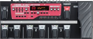 Boss RC-300 Loop Station on RigShare