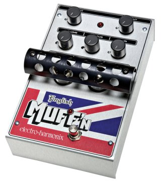 Electro-Harmonix Pedals English Muff'n Tube Distortion/Preamp on RigShare