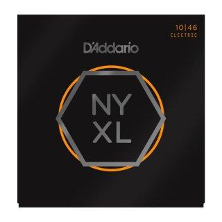 D'Addario NYXL1046 Nickel Wound, Regular Light, 10-46 on RigShare