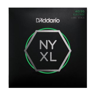D'Addario NYXL4095, Set Long Scale, Super Light, 40-95 on RigShare