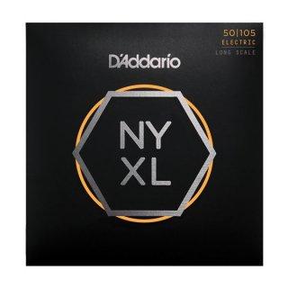 D'Addario NYXL50105, Set Long Scale, Medium, 50-105 on RigShare