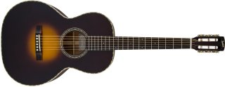 """Gretsch G9521 Style 2 Triple-0 """"Auditorium"""" Acoustic Guitar on RigShare"""