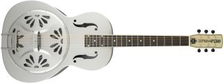 Gretsch G9221 Bobtait Round-Neck Acoustic / Electric Steel Body Resonator Guitar on RigShare