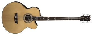 Dean Guitars Acoustic/Electric Bass CAW SN on RigShare