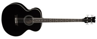 Dean Guitars Acoustic/Electric Bass Classic Black on RigShare