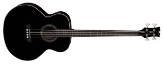 Dean Guitars Acoustic/Electric Bass Fretless CBK on RigShare
