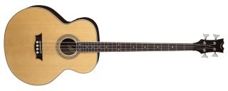 Dean Guitars Acoustic/Electric Bass Satin Natural on RigShare