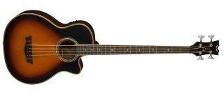 Dean Guitars Exotica Supreme Cutaway A/E Bass TSB on RigShare