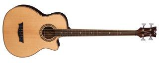 Dean Guitars Exotica Supreme Cutaway A/E Bass SN on RigShare