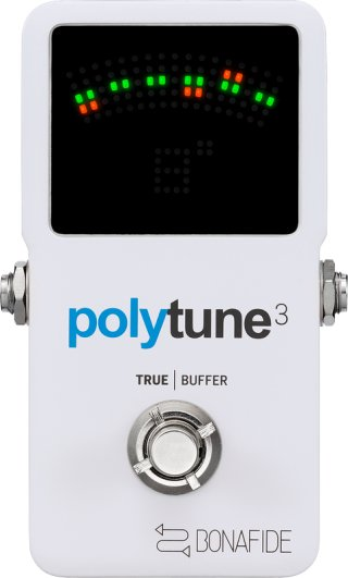 TC Electronic Polytune 3 on RigShare