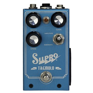 Supro Amps, Guitars and Pedals 1310 Tremolo on RigShare