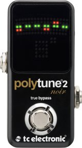 TC Electronic Polytune 2 Noir on RigShare