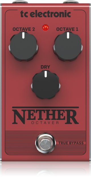 TC Electronic Nether Octaver on RigShare