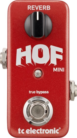 TC Electronic Hall Of Fame Mini Reverb on RigShare