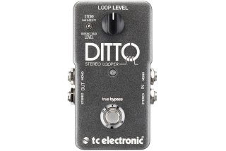 TC Electronic Ditto Stereo Looper on RigShare