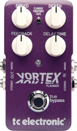 TC Electronic Vortex Flanger on RigShare