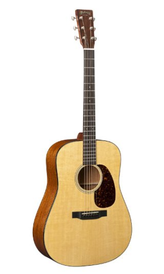Martin Guitar D-18 on RigShare