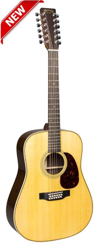 Martin Guitar HD12-28 (2018) on RigShare