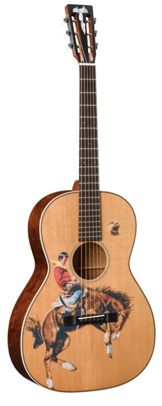 Martin Guitar LE Cowboy 2016 on RigShare