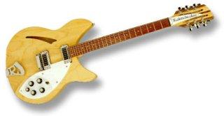 Rickenbacker Guitars and Basses Model 330/12 on RigShare
