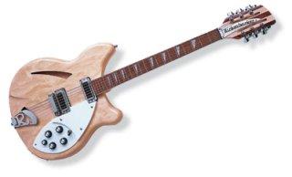 Rickenbacker Guitars and Basses Model 360/12 on RigShare