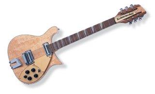 Rickenbacker Guitars and Basses Model 660/12 on RigShare