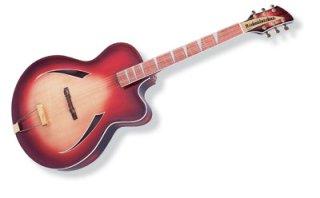 Rickenbacker Guitars and Basses Model 760J on RigShare